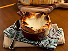 Andrea Meyers - Vegetarian French Onion Soup