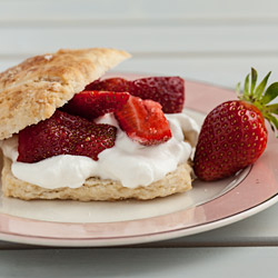 Andrea Meyers - Brown Sugar Strawberry Shortcake