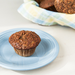 Andrea Meyers - Whole Wheat Zucchini Morning Glory Muffins