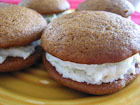 Andrea Meyers - Spicy Pumpkin Whoopie Pies