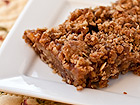 Andrea Meyers - Caramel Apple Crumb Bars