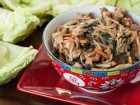 Andrea Meyers - Mu Shu Pork Lettuce Wraps