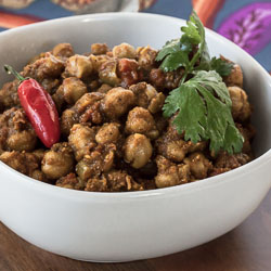 From the Pantry: Chana Masala (Cardamom Pods)