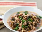 Andrea Meyers - Italian Sausage, Kale, and Cannellini Bean Soup