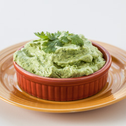 Avocado and Greek Yogurt Dip