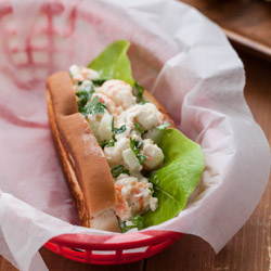 Maine Lobster Rolls Recipe - Andrea Meyers