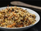 Persian Jeweled Rice Recipe (The Kids Cook Monday) - Andrea Meyers