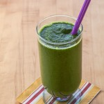 Kale, Spinach, and Pear Smoothie Recipe - Andrea Meyers