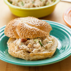 Chicken Salad with Almonds and Rosemary