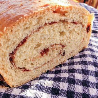 Cinnamon Oatmeal Bread, World Bread Day 2007