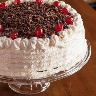 Black Forest Cake (Schwarzwälder Kirschtorte) and Where Women Cook: Celebrate! Book Release