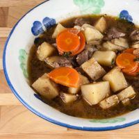 Irish Beef Stew - Andrea Meyers