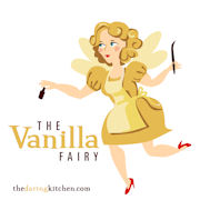 Daring Kitchen logo - The Vanilla Fairy