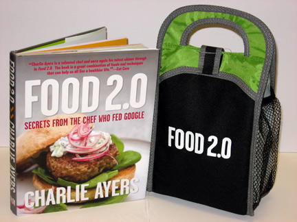 Food 2.0 give away