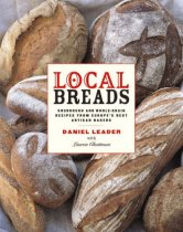 book cover Local Breads, by Daniel Leader