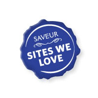 Saveur Sites We Love logo