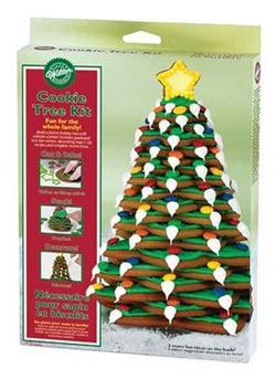 Amazon.com - Wilton Cookie Tree Cutter Kit