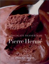 Chocolate Desserts by Pierre Herme, by Dorie Greenspan
