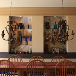 Andrea Meyers - Dining room