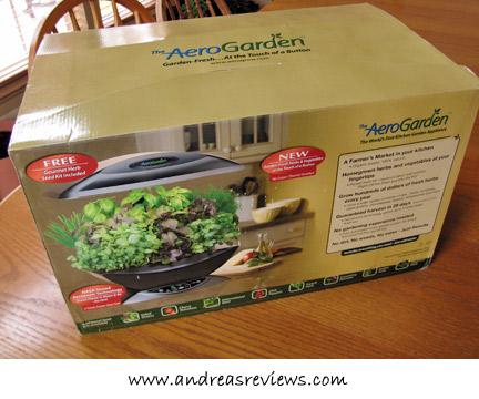 AeroGarden box