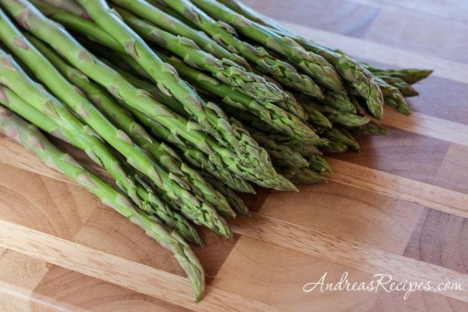 Andrea Meyers - Asparagus
