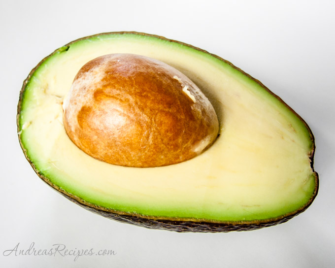 Andrea's Recipes - avocado