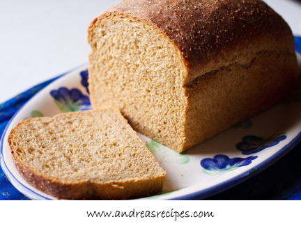 Andrea's Recipes - Anadama Bread