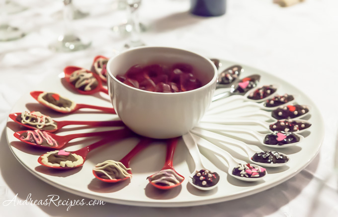 Andrea Meyers - Chocolate Spoons, by Kristy Bernardi