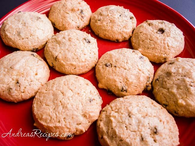 Andrea's Recipes - Cajun Macaroons