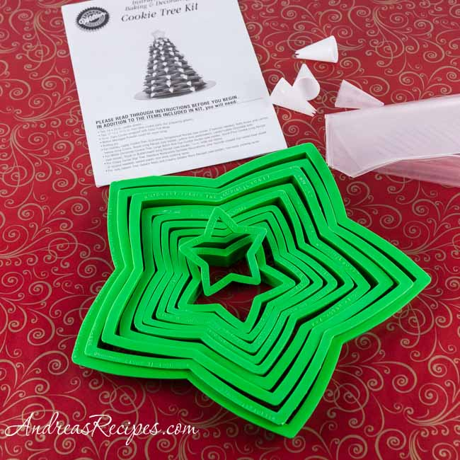 Andrea Meyers - Wilton Cookie Tree Cutter Kit