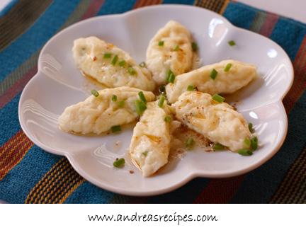 Andrea's Recipes - Ricotta Gnocchi