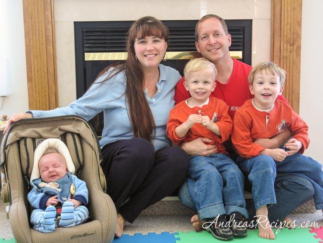 Family, 2006 - Andrea Meyers