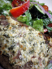Cara's Cravings - Lamb Chops with Feta-Rosemary Pesto