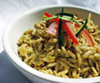 Vegan Visitor - Zucchini Pesto Provinciale