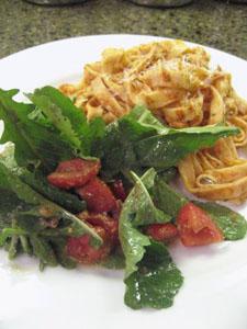 Finny Knits - Finny's Best Salad Dressing Ever