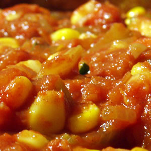 Gardenopolis - Vegetarian Chili