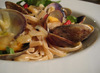 Chez Denise et Laudalino, Linguine and Clams
