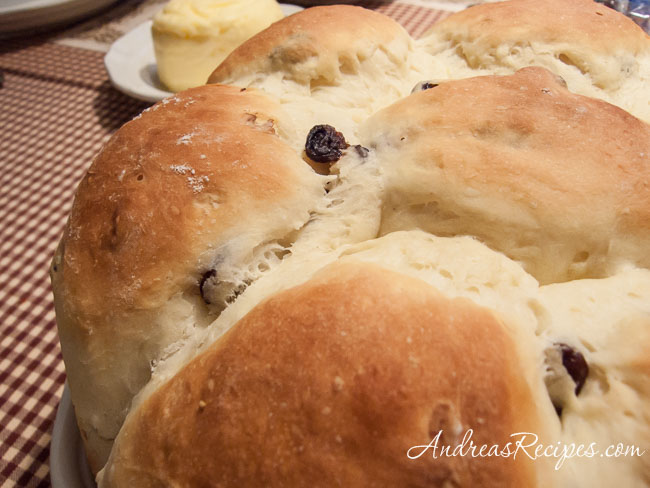 Irish Freckle Bread - Andrea Meyers