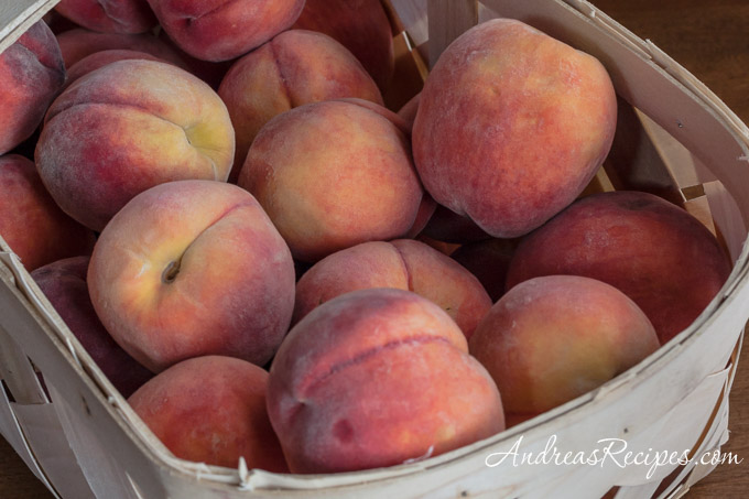 South Carolina Peaches - Andrea Meyers