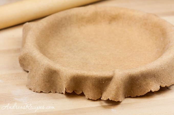Andrea Meyers - Whole Wheat Pie Dough