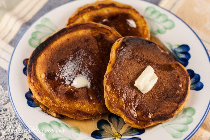Andrea Meyers - Pumpkin Pancakes