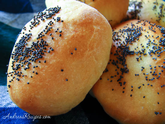 Dinner Rolls - Andrea Meyers