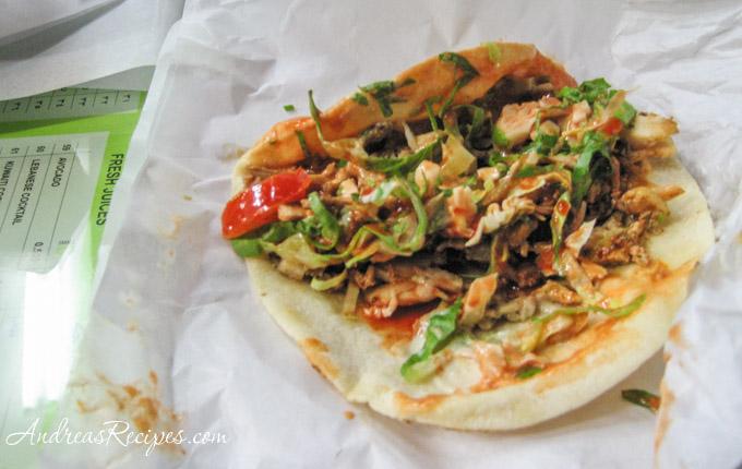 Andrea Meyers - Shawarma #2, Bahrain