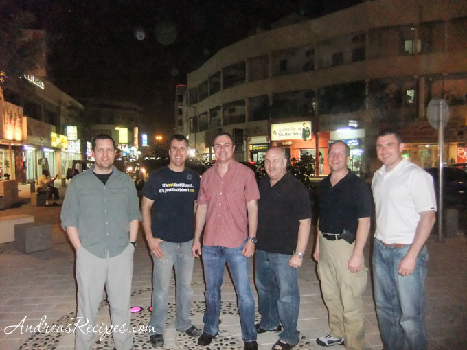 Andrea Meyers - The Shawarma Gang, Bahrain