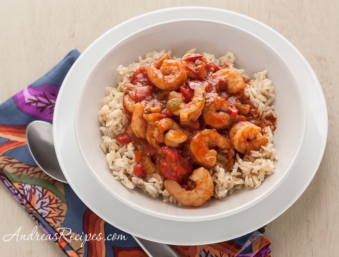 Andrea Meyers - Shrimp Creole
