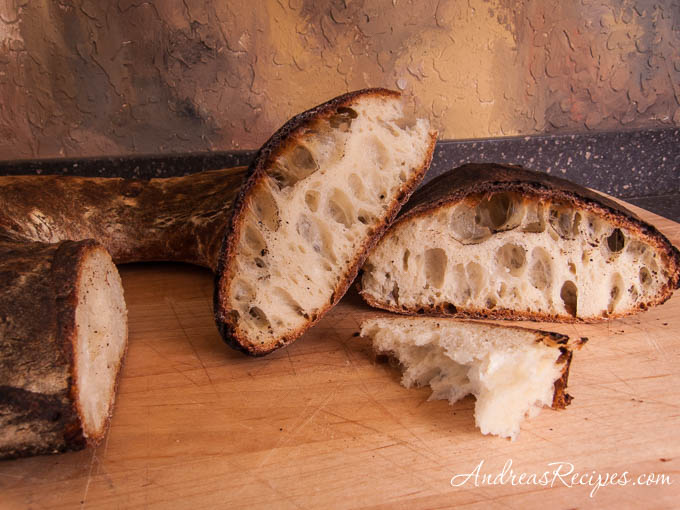 Tortano Bread - Andrea Meyers