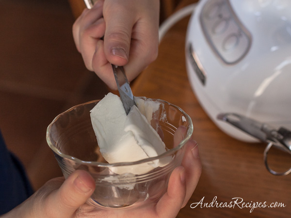 Andrea Meyers - Adding the lard/shortening, Whole Wheat Tortillas.