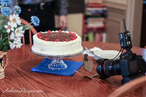 Black Forest Cake - Andrea Meyers