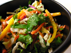 Andrea's Recipes - Asian Cabbage Salad