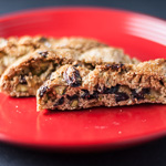 Andrea Meyers - Cranberry Pistachio Biscotti, 12 Days of Cookies